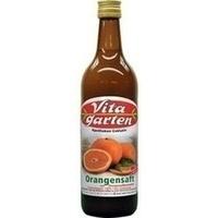 Vitagarten Orangen-Saft mit Fruchtfleisch, 750 ML, Obstsaftkelterei
