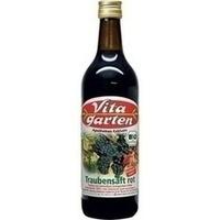 Vitagarten Roter Traubensaft biologisch, 750 ML, Obstsaftkelterei