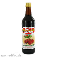 Vitagarten Sauerkirsch-Nektar DIÄT, 750 ML, Obstsaftkelterei