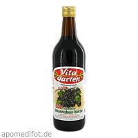 Vitagarten Schwarzer Johannisbeer-Nektar DIÄT, 750 ML, Obstsaftkelterei