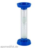 Zahnputzuhr Deflogrip, 1 ST, Megadent Deflogrip Gerhard Reeg GmbH