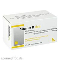Vitamin B duo, 100 ST, Mibe GmbH Arzneimittel