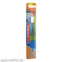 Reisezahnbürste Lactona soft, 1 ST, Megadent Deflogrip Gerhard Reeg GmbH