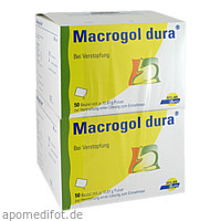 Macrogol dura Pulv. z. Herst. e. Lösg. z.Einnehmen, 100 ST, Mylan Healthcare GmbH