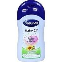 Buebchen Baby Oel, 400 ML, Bübchen Skincare GmbH