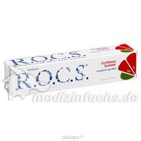 R.O.C.S. Erwachsene Grapefruit + Minze, 74 G, Prodent Dentalbedarf GmbH