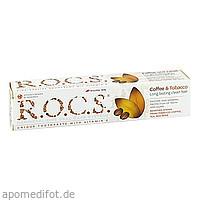 R.O.C.S. Erwachsene Kaffe + Tabak, 74 G, Prodent Dentalbedarf GmbH