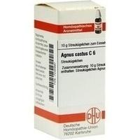 AGNUS CASTUS C 6, 10 G, Dhu-Arzneimittel GmbH & Co. KG