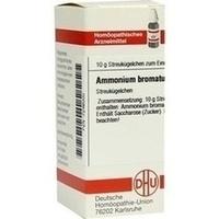 AMMONIUM BROMAT C30, 10 G, Dhu-Arzneimittel GmbH & Co. KG