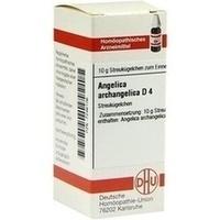 ANGELICA ARCHANGELICA D 4, 10 G, Dhu-Arzneimittel GmbH & Co. KG