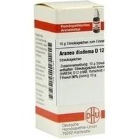 ARANEA DIADEMA D12, 10 G, Dhu-Arzneimittel GmbH & Co. KG
