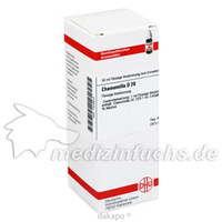 CHAMOMILLA D20, 50 ML, Dhu-Arzneimittel GmbH & Co. KG