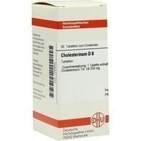 CHOLESTERINUM D 8, 80 ST, Dhu-Arzneimittel GmbH & Co. KG