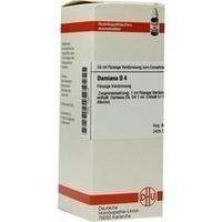 DAMIANA D 4, 50 ML, Dhu-Arzneimittel GmbH & Co. KG