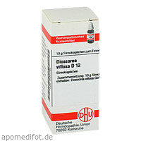 DIOSCOREA VILLOS D12, 10 G, Dhu-Arzneimittel GmbH & Co. KG