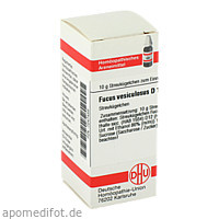 FUCUS VESICUL D12, 10 G, Dhu-Arzneimittel GmbH & Co. KG