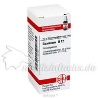 GUAIACUM D12, 10 G, Dhu-Arzneimittel GmbH & Co. KG