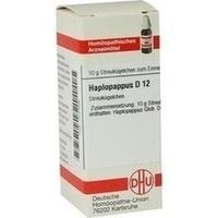 HAPLOPAPPUS D12, 10 G, Dhu-Arzneimittel GmbH & Co. KG