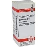 JABORANDI D12, 10 G, Dhu-Arzneimittel GmbH & Co. KG