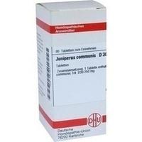 JUNIPERUS COMM D30, 80 ST, Dhu-Arzneimittel GmbH & Co. KG