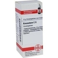 KREOSOTUM C 6, 10 G, Dhu-Arzneimittel GmbH & Co. KG