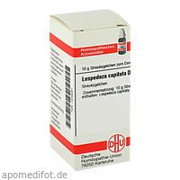 LESPEDEZA CAPITATA D 6, 10 G, Dhu-Arzneimittel GmbH & Co. KG