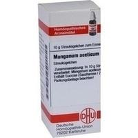 MANGANUM ACET D12, 10 G, Dhu-Arzneimittel GmbH & Co. KG