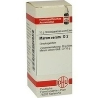 MARUM VERUM D 2, 10 G, Dhu-Arzneimittel GmbH & Co. KG