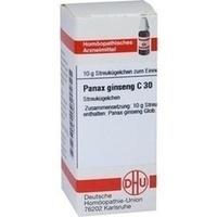 PANAX GINSENG C30, 10 G, Dhu-Arzneimittel GmbH & Co. KG