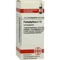 PODOPHYLLUM C12, 10 G, Dhu-Arzneimittel GmbH & Co. KG