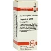 PROPOLIS C1000, 10 Gramm, Dhu-Arzneimittel GmbH & Co. KG