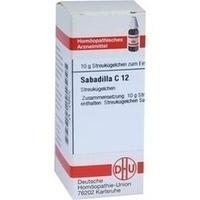 SABADILLA C12, 10 G, Dhu-Arzneimittel GmbH & Co. KG