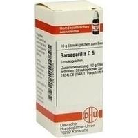 SARSAPARILLA C 6, 10 G, Dhu-Arzneimittel GmbH & Co. KG
