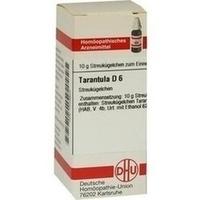 TARANTULA D 6, 10 G, Dhu-Arzneimittel GmbH & Co. KG