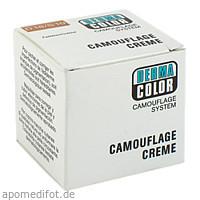 DERMACOLOR Camouflage Creme S 10 bronze, 25 ML, Kryolan GmbH