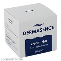 DERMASENCE CREAM RICH, 50 ML, P&M Cosmetics GmbH & Co. KG
