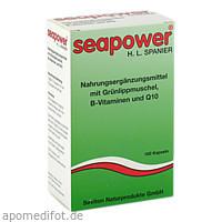 SEAPOWER H.L. Spanier mit Q 10, 100 ST, SEVITON-Naturprod.Handelsges.mbH