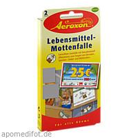 Aeroxon Lebensmittel Mottenfallen, 2 ST, Aeroxon Insect Control GmbH