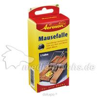 Aeroxon Mausefallen Faltschachtel, 2 ST, Aeroxon Insect Control GmbH