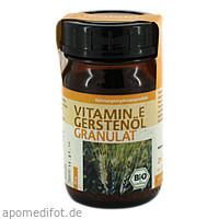 Vitamin E Gerstenöl Granulat Dr. Pandalis, 45 G, Dr. Pandalis GmbH & Co. KG Naturprodukte