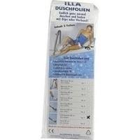 Dusch Folien Fuss/Knoechel 40cm, 5 ST, Allergika Pharma GmbH