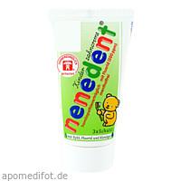 nenedent Kinderzahncre. homöopathievertr.m.Fluorid, 50 ML, Dentinox Gesellschaft für pharmazeutische Präparate