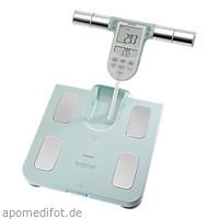 OMRON HBF 511T Körperfettwaage türkis, 1 ST, Hermes Arzneimittel GmbH