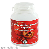 Granatapfel-Extrakt Kapseln, 90 ST, Pharma Peter GmbH