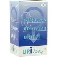 URIBAG Beutel extern Urinabl., 1 ST, Brinkmann Medical ein Unternehmen der Dr