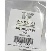 AUGENKLAPPE ROSA, 1 ST, Warnke Vitalstoffe GmbH