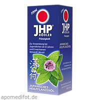 JHP RÖDLER Japan.Heilpflanzen Öl, 30 ML, Recordati Pharma GmbH