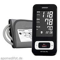 Omron MIT Elite Plus Oberarm-Blutdruckmeßgerät PC, 1 ST, Hermes Arzneimittel GmbH