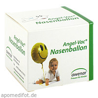 Nasenballon Angel-Vac KPG 1+5, 1 ST, Awenar Pharma Solutions