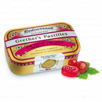 Grether's Redcurrant + VIT C zuckerfrei, 110 G, Hager Pharma GmbH
